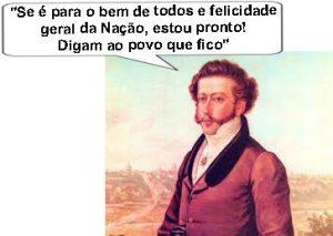 Dom Pedro | Português para estrangeiros