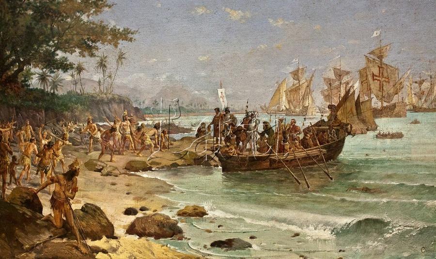museu-historico-nacional-desembarque-cabral-landing