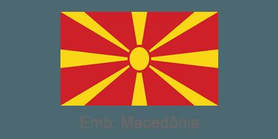 Embaixada da Macedônia